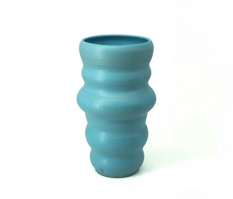 04_CRS_AC vaso ceramica Crisalide Azzurro Cielo pantoú ceramics