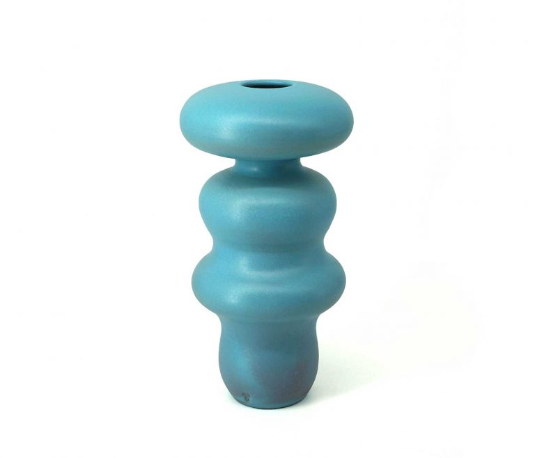 05_CRS_AC vaso ceramica Crisalide Azzurro Cielo pantoù ceramics