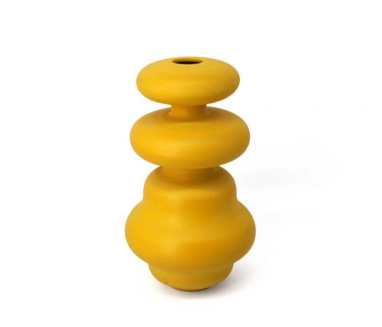 2Vaso-ceramica-Giallo-limone_03-pantou-ceramics-Crisalide